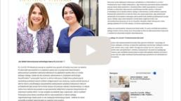Aktorka Grażyna Wolszczak i dr Marta Tazbir mówią o laserze P.L.E.A.S.E.®