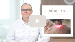 dr Kaczyński miniatura do filmu o laserze PLEASE