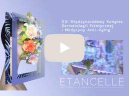 Wideoprezentacja XXI Międzynarodowego Kongresu Dermatologii Estetycznej i Medycyny Anti-Aging